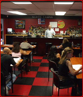 Superior Bartending Schools course Class Time